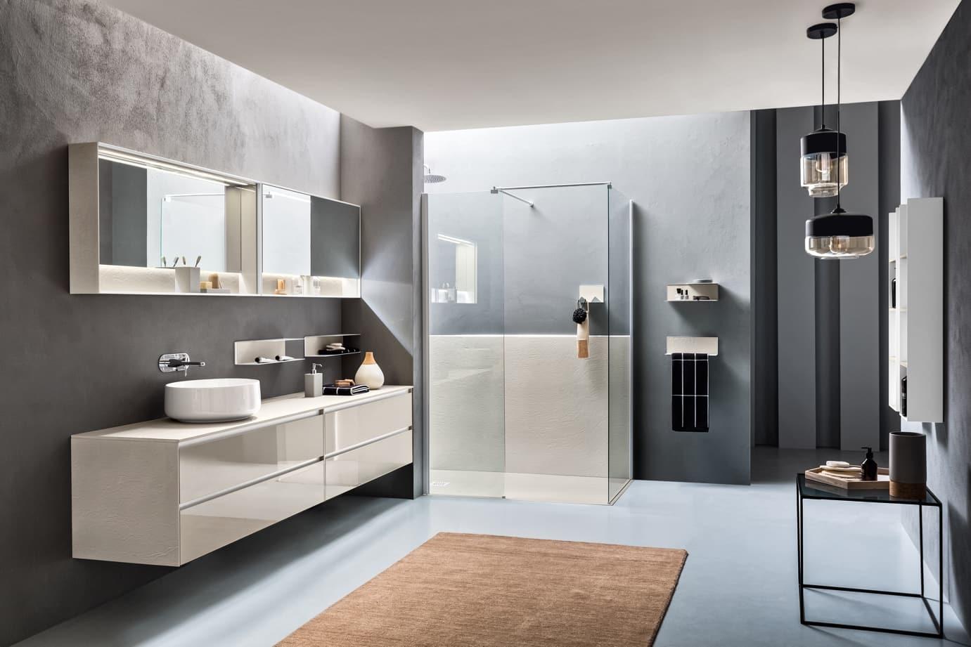 Box doccia habitare casa for Arredo box