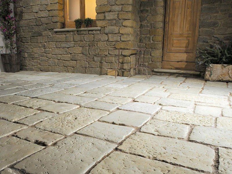 Pietre habitare casa - Pietre da esterno pavimenti ...