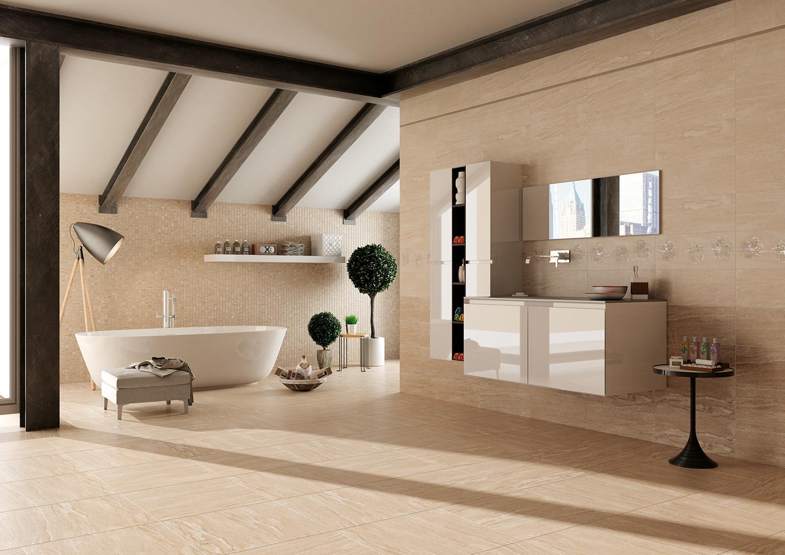 Rivestimenti bagno habitare casa